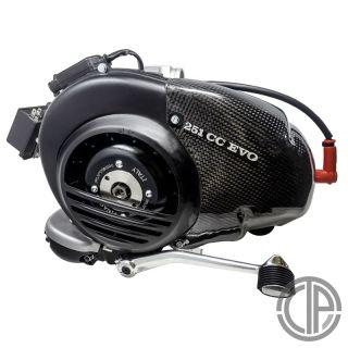 EVO RS 251 ENGINE