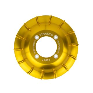 LÜFTERFLÜGEL CNC GOLD ( EXTREME LAUFRUHE )